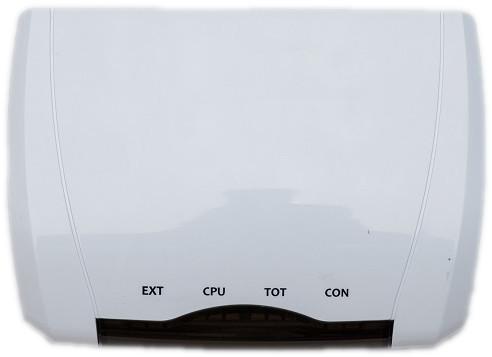 Centralina master per controllo prezzari carburanti